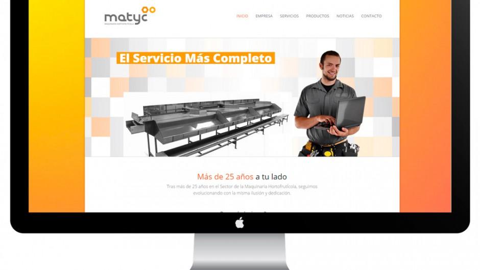 MATYC estrena página web