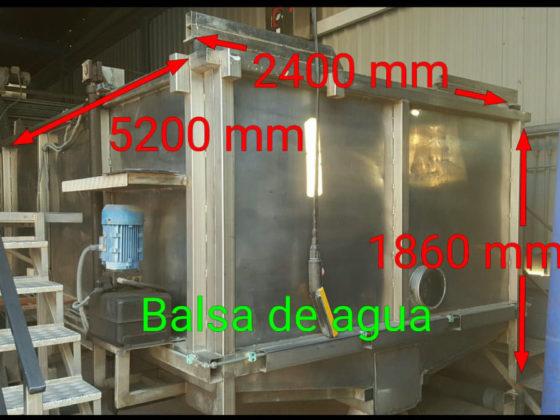 MO-20-005 LÍNEA DE LAVADO Y CALIBRADO PARA PATATAS